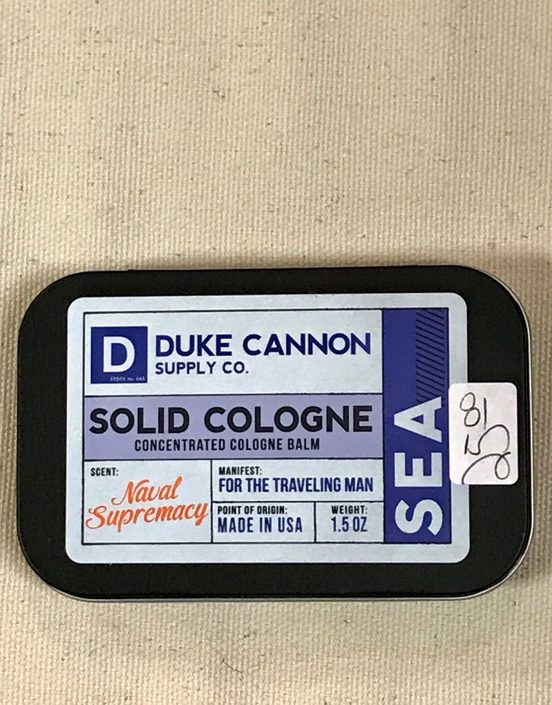 GIFTS SOLID COLOGNE-SEA
