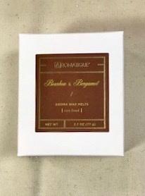 HOME FRAGRANCE BOURBON & BERGAMOT WAX