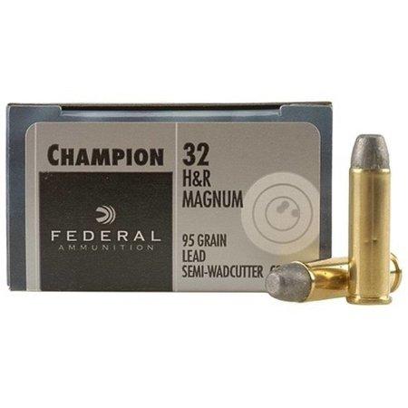 32 H&R Magnum 95 gr 20 ct