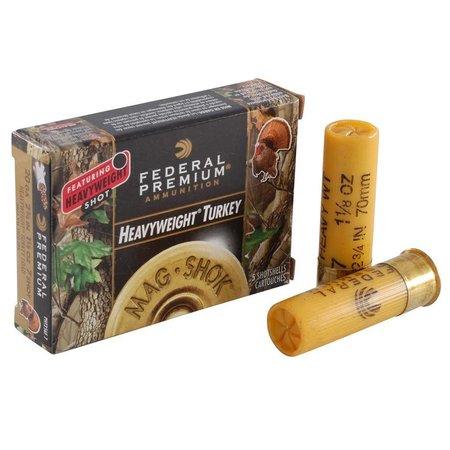 Federal Hvywt Turkey 12 ga 3in 1 5/8 7 shot