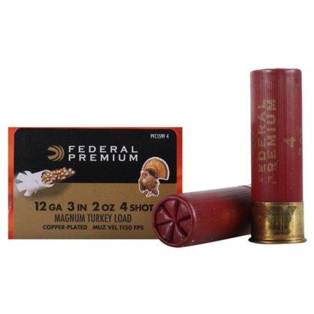 Federal Mag-Shok 12ga 3 in 2 oz 4 shot turkey