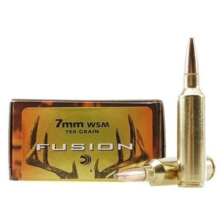 Fusion 7mm WSM 150 gr 20 ct