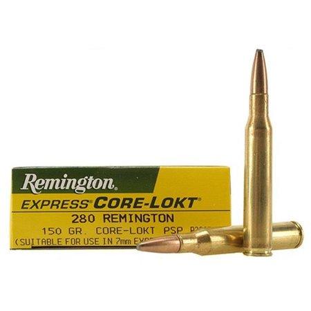 Remington Core-Lokt  280 Remington 150 gr 20 ct