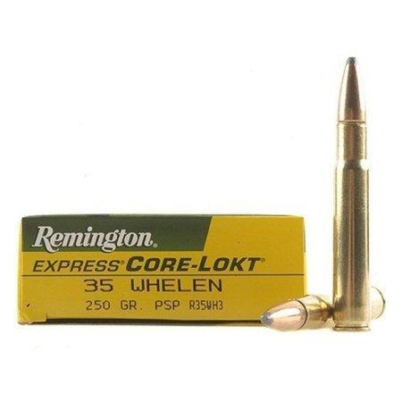 Remington Express Rifle 35 Whelen 250 gr.20 ct