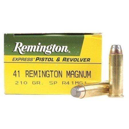 High Terminal Performance .41 Magnum, 210 gr - 50 ct