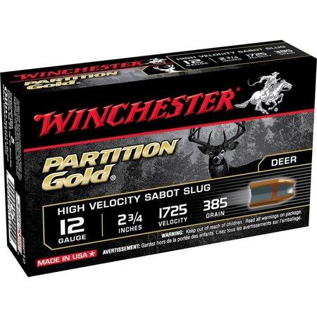 Winchester 12ga 2 3/4 1725 385 Slug