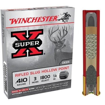 Winchester 410ga 3 in 1800 1/4 oz slug