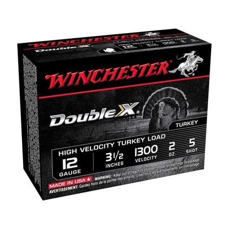 Winchester Double X 12 ga 3 1/2 1300 2 oz 5 shot
