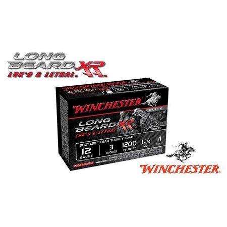Winchester Long Beard 12ga 3 in 1 3/4 4 shot