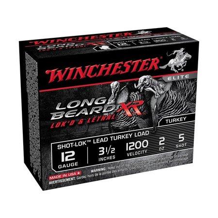 """Long Beard 12ga, 3 1/2"""", 2oz, 5-shot Turkey Load"""