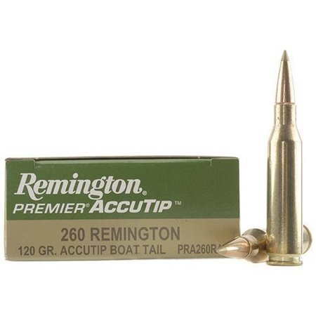 Remington Premier 260 Rem 120 gr 20 ct