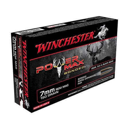 Winchester PowerMax 7mm  150gr