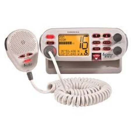 Cobra Marine Radio F75-D VHF Radio