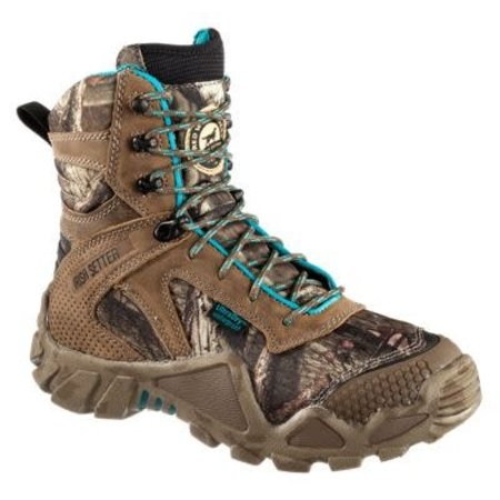 Irish Setter VaprTrek Waterproof Insulated Hunting Boots for Ladies Sz. 8.5
