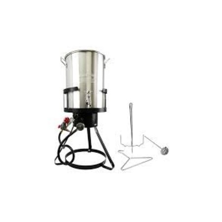 Chard Outdoor Cooker Kit 30 qt.