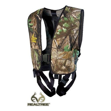 Hunter Safety Tree Stalker Harness Real Tree L/XL