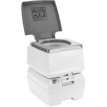 Passport Potty Portable Flush Toilet - 18 Liter/4.8 Gallon