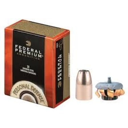 Federal 40 S&W 165 gr Hydra-Shok 20 ct