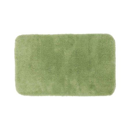 Royal Velvet Rug Oblong & Toilet Cover Prairie Grass 2 PC