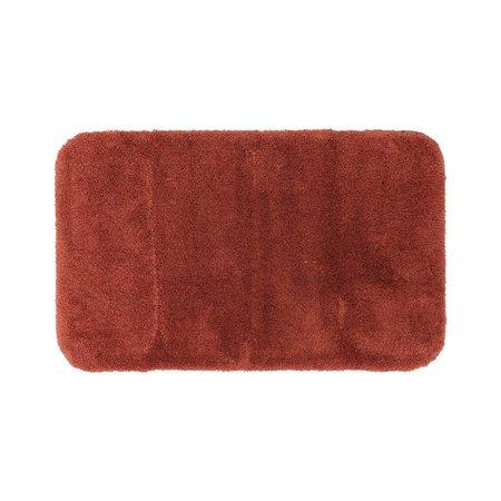 Royal Velvet® Signature Soft Bath Rug Collection - 20x34 Rust