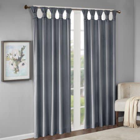 "Madison Park Curtains 50""x94"""