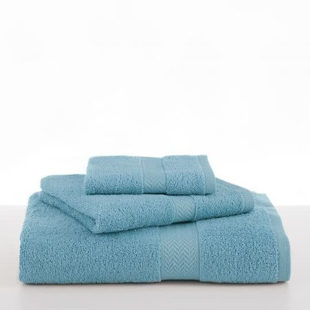 Martex Ringspun Towel Collection Blue Wash Cloth