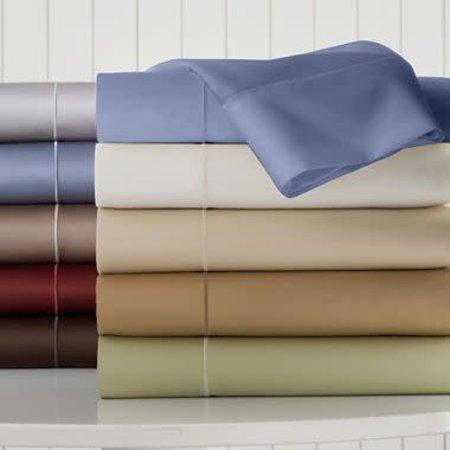 Royal Velvet® 400TC Wrinkle Guard™ Set of 2 Pillowcase