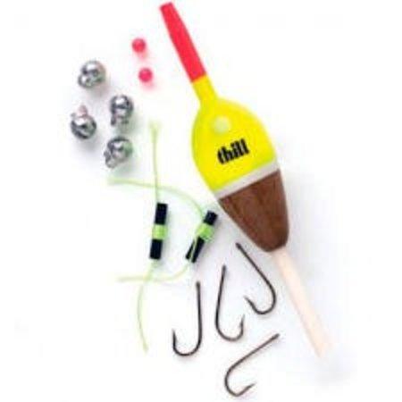 Lindy Thill - Pro Series Slip Bobber Hook Rigs