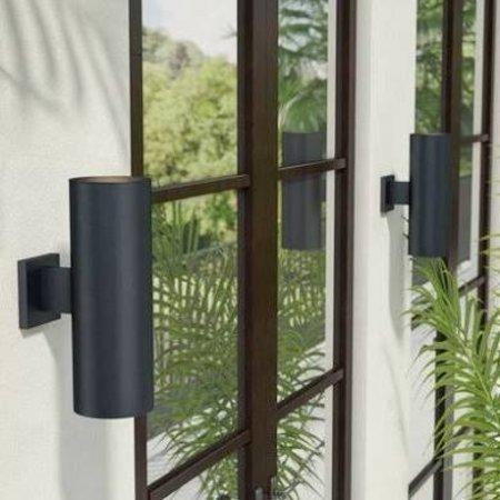 Zahara 2-light outdoor sconce