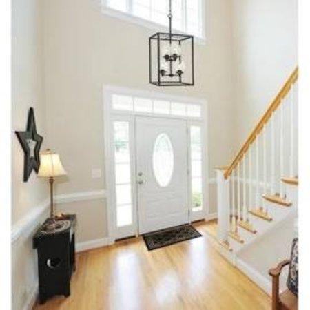Westinghouse Burwood indoor 4-light mini chandelier