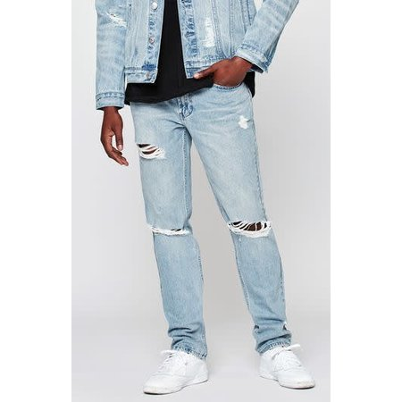 PacSun Slim Jeans Ripped