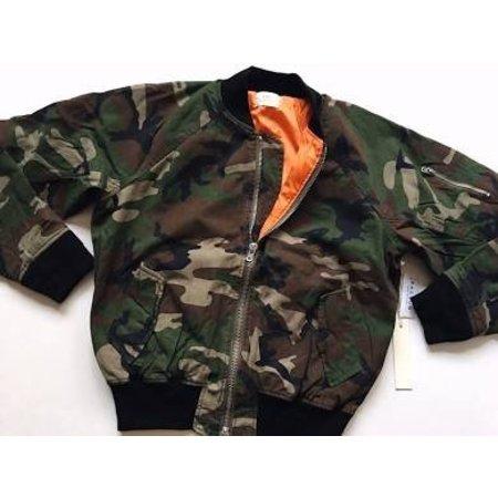 Pacsun Camo Jacket Size Small