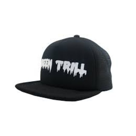 Pac Sun Black Been Trill Hat