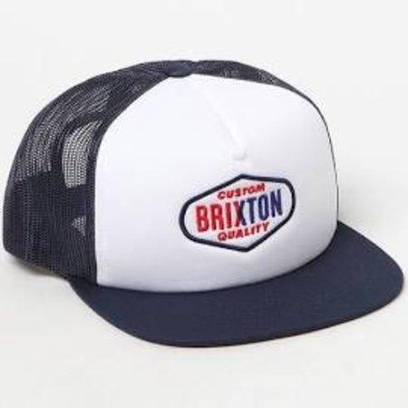 PacSun, brixton white/blue hat