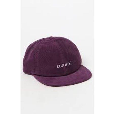 PacSun OBEY violet hat