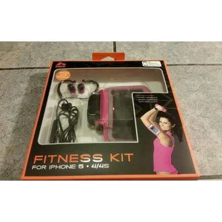 Fitness Kit IPhone5, IPhone 4/4S