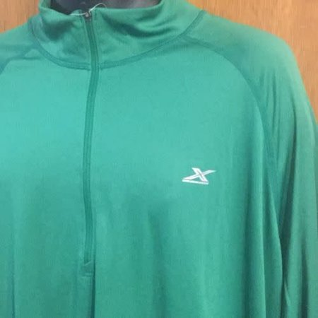 Men's Performance Half Zip
