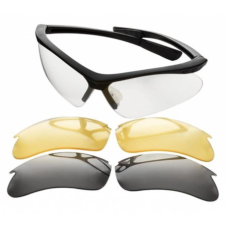 Ball Shooting Glasses 3 Lens System