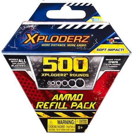 Xploderz 500 Rounds