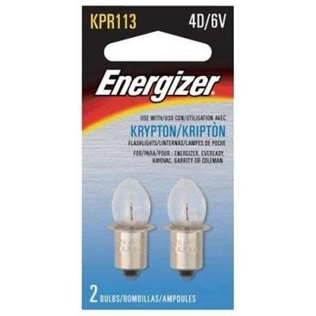Energizer KPR113BP-2  Krypton Replacement Bulb