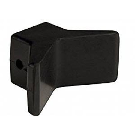 Smith Y-Style Bow Stop, 2-Inch, Black