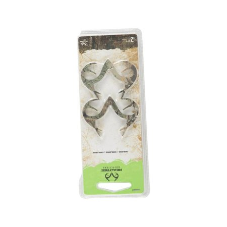 Realtree Outfitters Abs Antlers Car / Truck Emblem