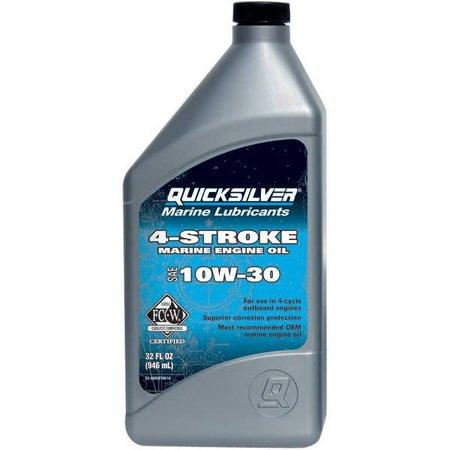 Quicksilver 4-Stroke 10W-30 4 Stroke Marine Oil
