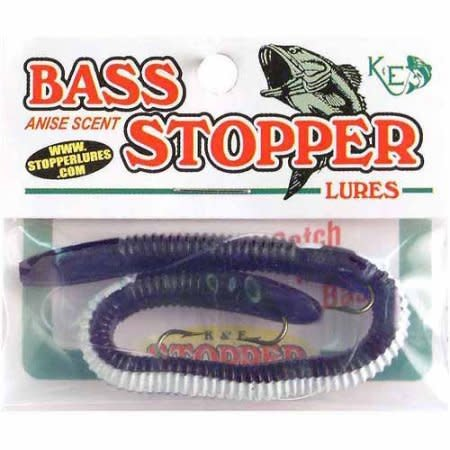 K & E Lures Original Bass Stopper, 3 Hook