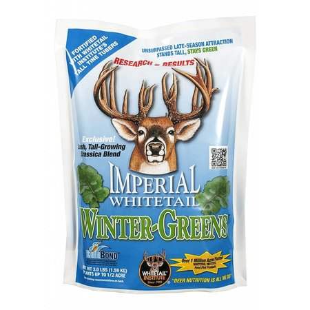 Imperial Whitetail Winter Greens 3 lbs