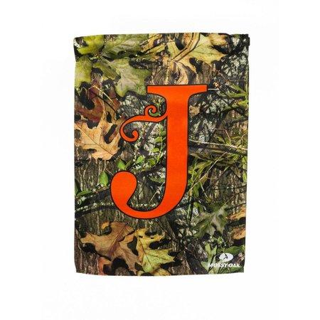 Evergreen Garden Flag 'J'