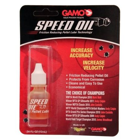Gamo Air Rifle & Pistol Oil