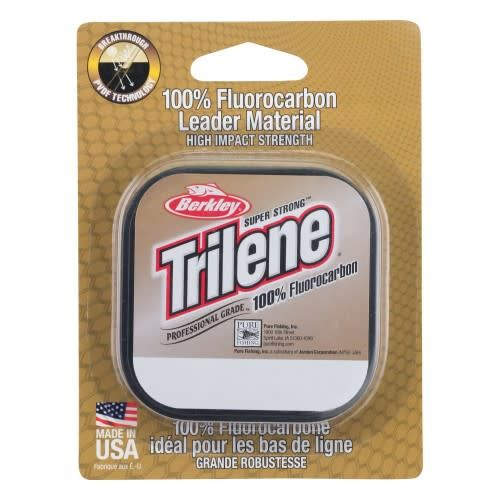 Berkley Trilene 100% Flurocarbon 15LB
