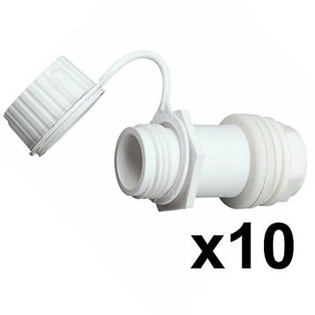 Igloo Cooler Drain Plug- Threaded.3051