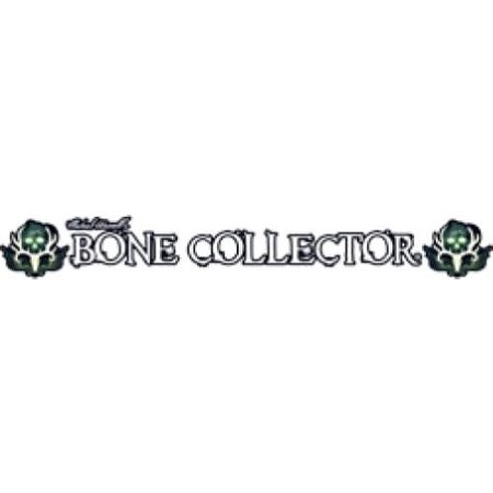 BONE COLLECTOR WINDSHIELD DECAL.6746
